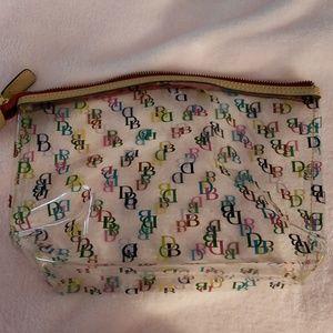 Dooney and Bourke zipper case, bag